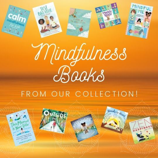 Mindfulness Books From Our Collection