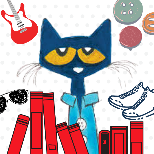 Image of Pete the Cat character